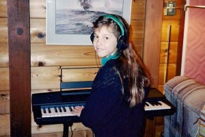I've enjoyed making music since childhood.